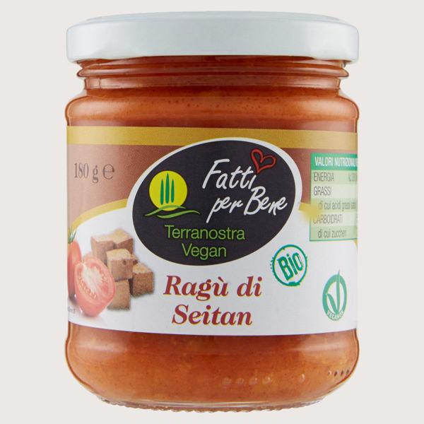 Picture of Sugo Ragù di Seitan Bio 180gr