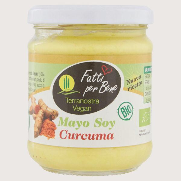 Picture of Mayo di Soia alla Cucurma Bio 170gr