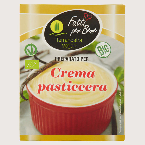 Picture of Preparato per Crema Pasticcera Bio 2x50gr