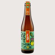 Immagine di Birra Artigianale Zenzero e Limone 4% Vol Bio 33cl