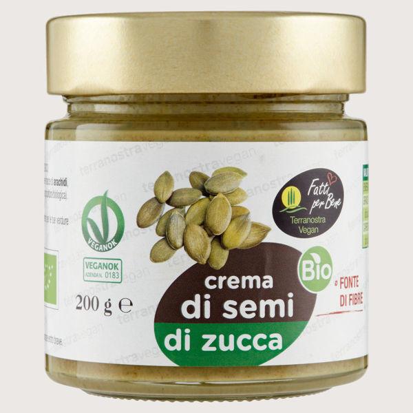 Picture of Crema di Semi di Zucca Bio 200gr