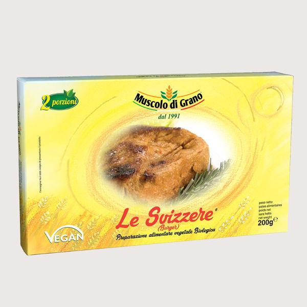 Picture of Le Svizzere Bio 200gr