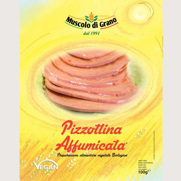 Picture of Pizzottina Affumicata Bio 100gr
