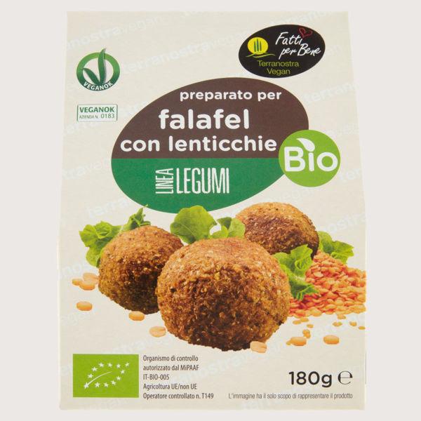 Immagine di Falafel di Lenticchie Bio 180gr