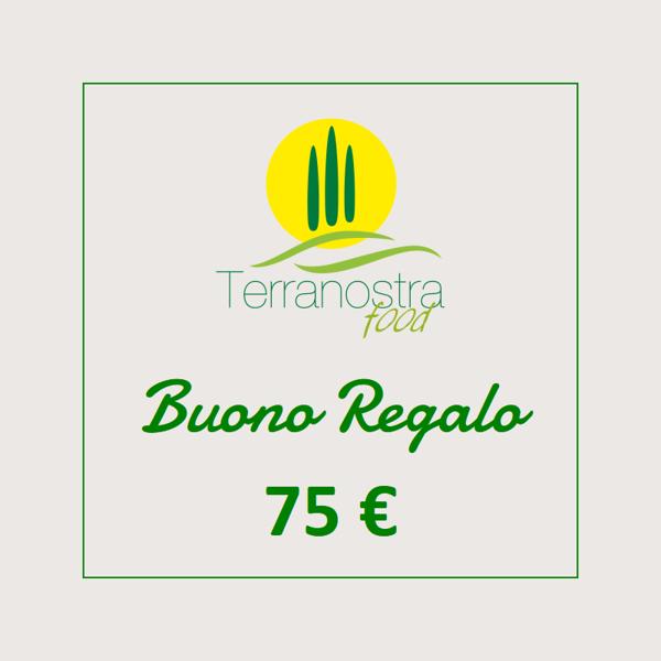 Picture of Buono Regalo 75 €