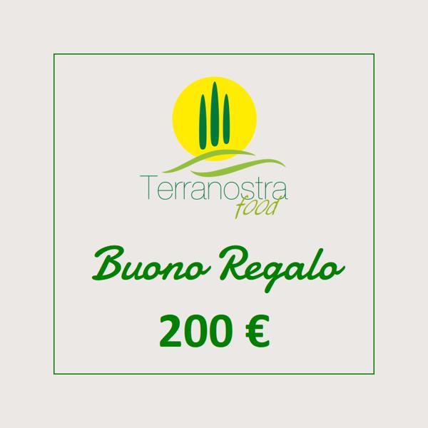 Picture of Buono Regalo 200 €