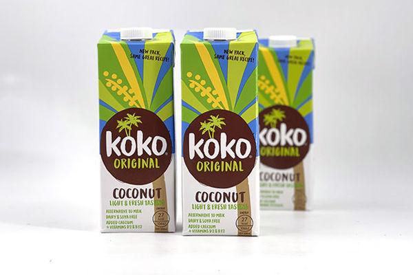 Picture of Koko Dairy Free Originale 12 Confezioni da 1 Litro (12 Litri)